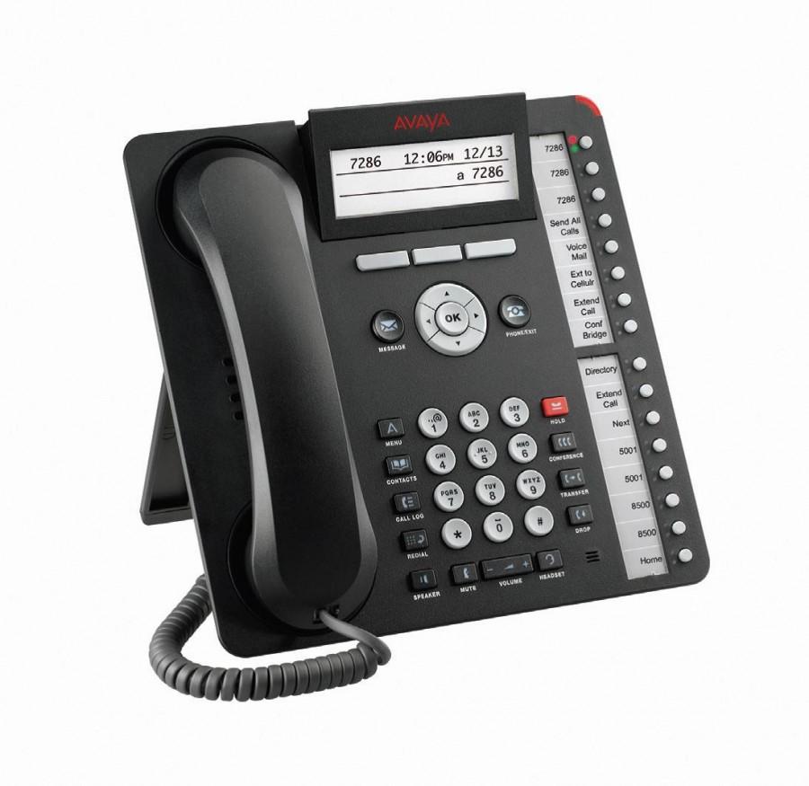 Avaya 1616 phone