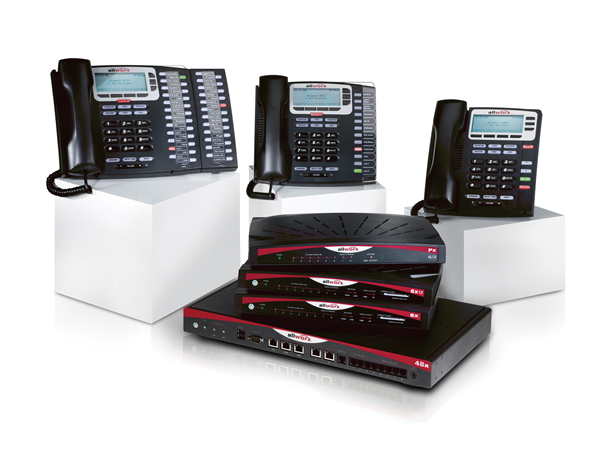 Allworx Phone servers